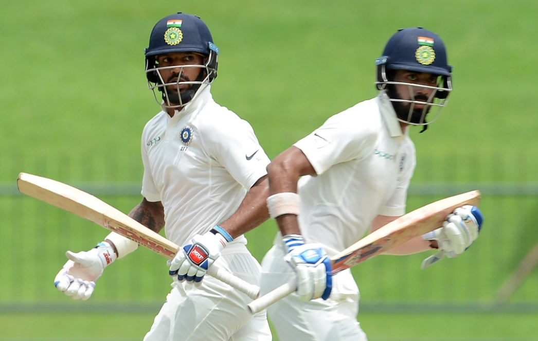 1st Test   Sri Lanka V India 12 Lg Images