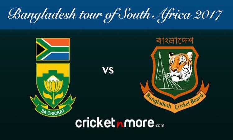 Bangladesh vs South Africa 2017