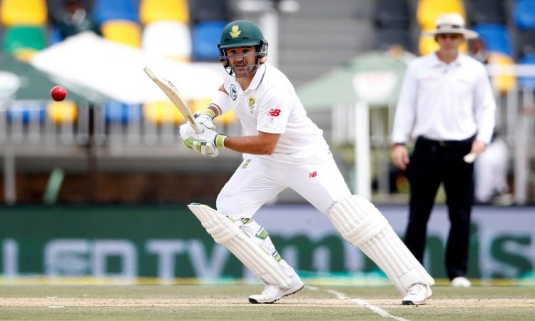 South Africa opener Dean Elgar achieves dubious landmark