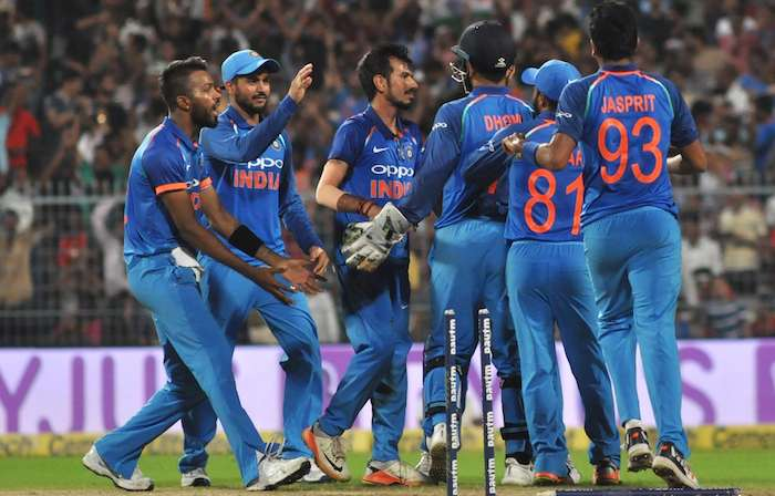 Images for Dominant India aim to seal series in third ODI vs Australia (Preview)