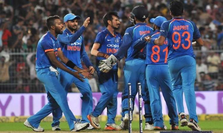 भारत बनाम ऑस्ट्रेलिया, इंदौर वनडे