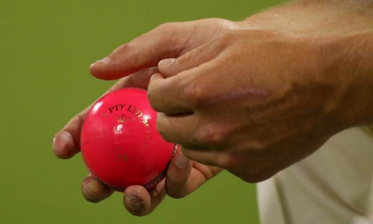 Images for Pink ball for second unofficial Test between India A, New Zealand A