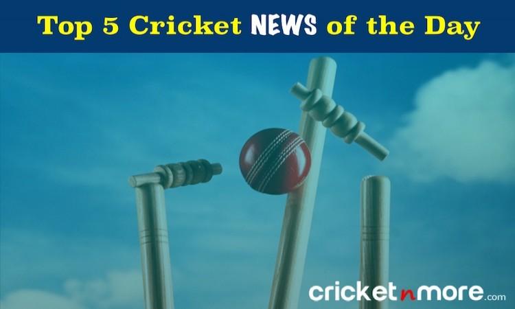 Top Cricket News