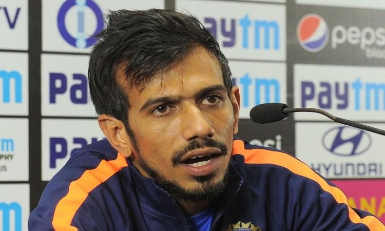 We are going for 5-0 vs Australia, says Yuzvendra Chahal