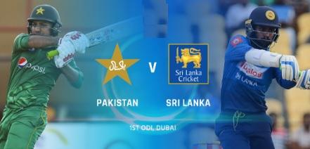 Sri Lanka opt to bowl first in the 1st ODI Vs Pakistan