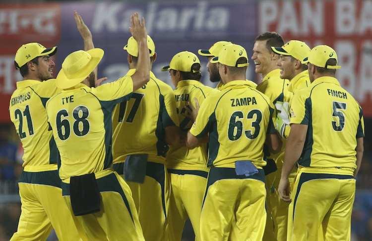 India-Australia 2nd T20I