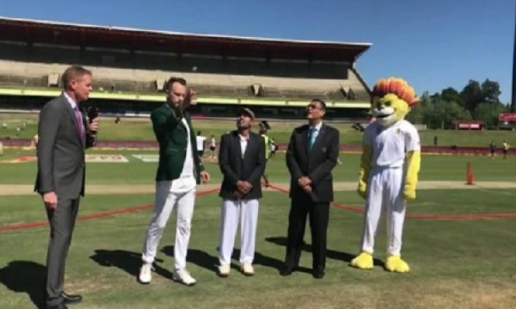 2nd Test: South Africa Vs Bangladesh
