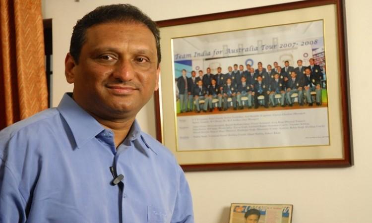 BCCI's ex-GM cricket operations MV Sridhar passes away