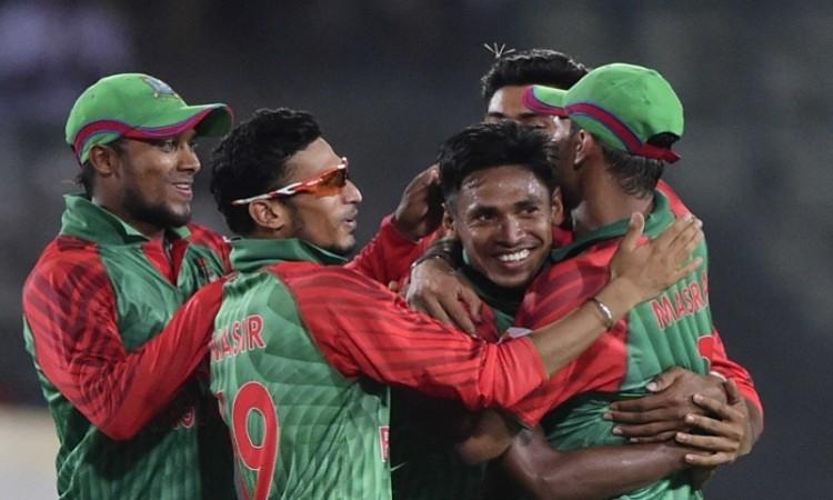 Mustafizur Rahman ruled out first ODI against South Africa