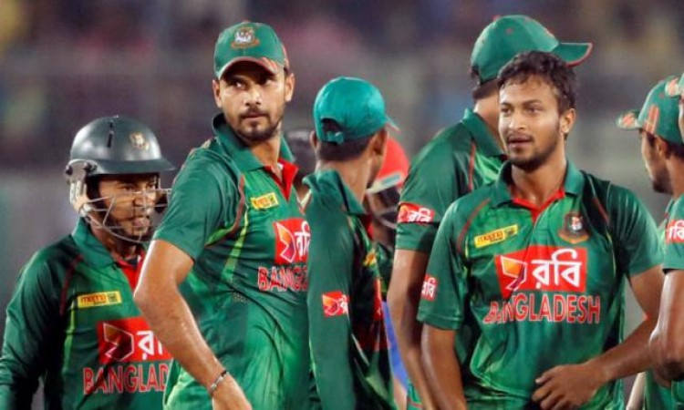Bangladesh announce 15 man squad for ODIs against South Africa