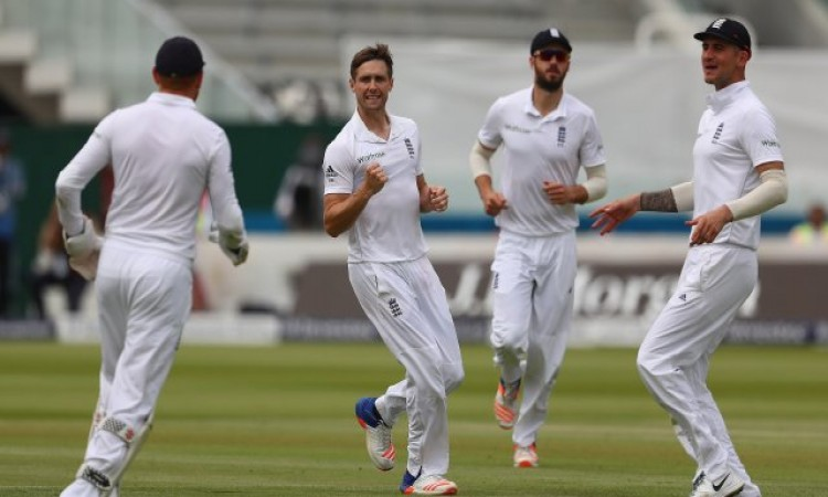 Our bowling attack has enough to cause problems says Chris Woakes