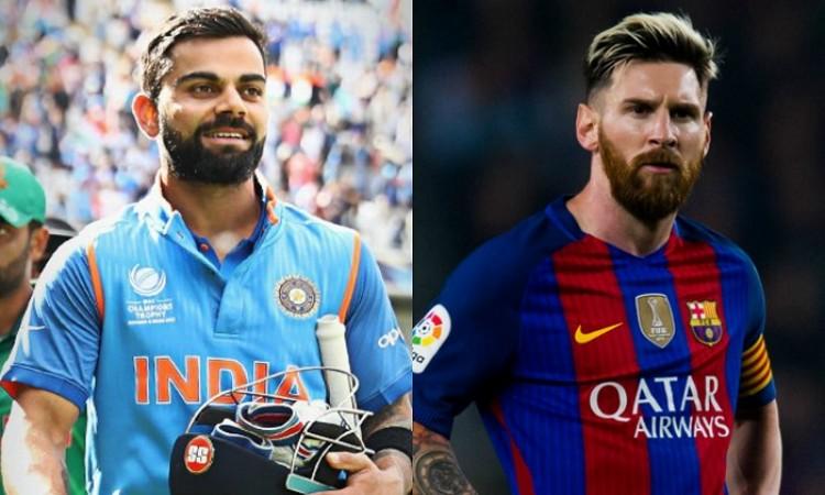 Virat Kohli's brand value pips Lionel Messi on Forbes list