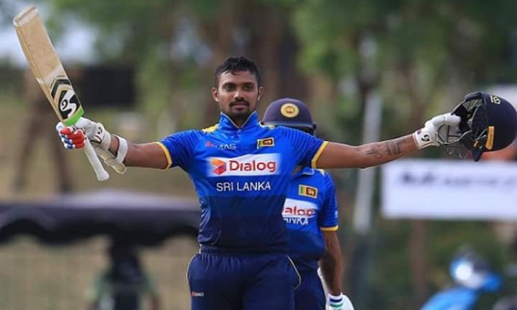 Sri Lanka batsman Danushka Gunathilaka suspended for six games