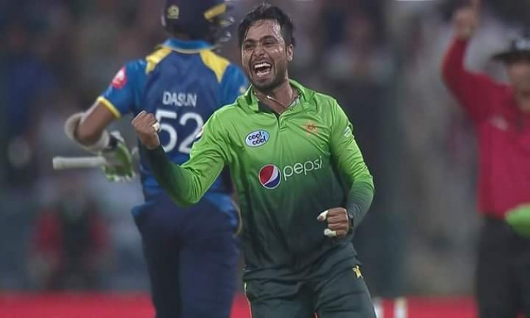 Faheem Ashraf's hat-trick today is first by a Pakistan bowler in T20Is