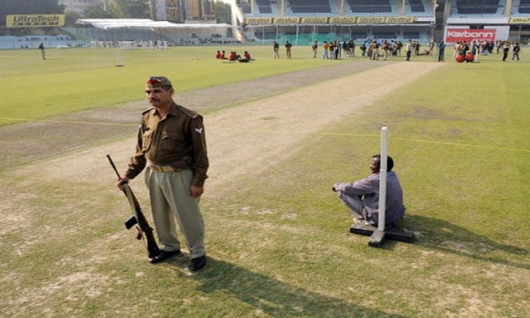 Post Pune fiasco, foolproof security for Green Park pitch