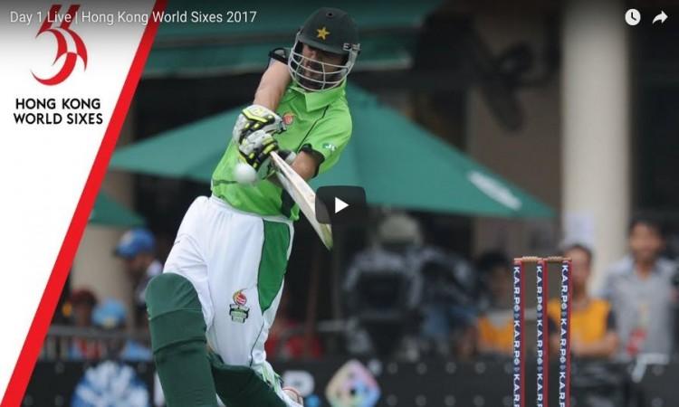 Hong Kong Cricket Sixes