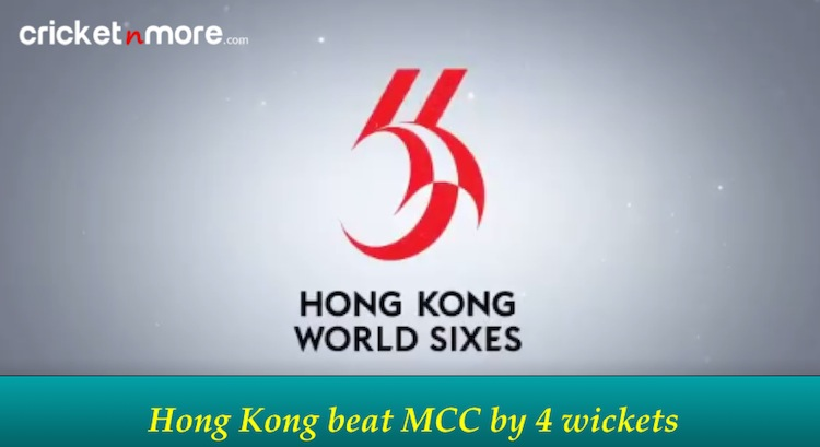 Hong Kong 2017 Sixes