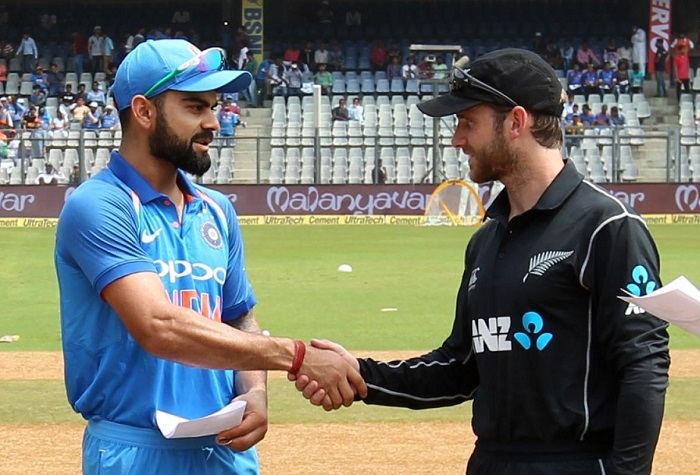 India opt to bat first against New Zealand in 1st ODI, Check Playing XI