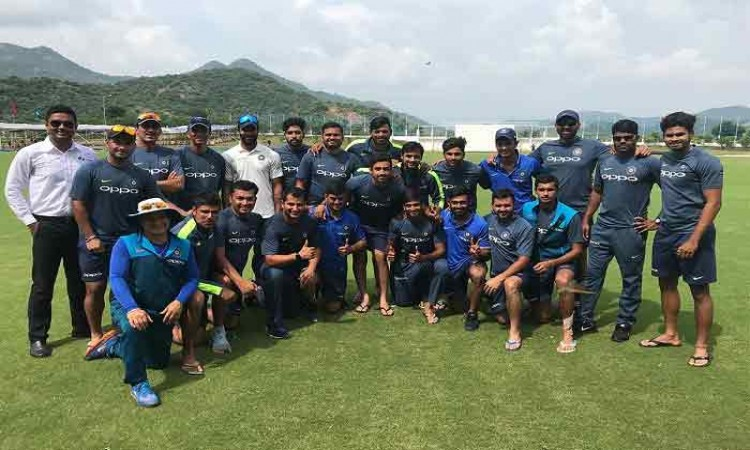 Karn Sharma, Shahbaz Nadeem star in India A  innings win over New Zealand A