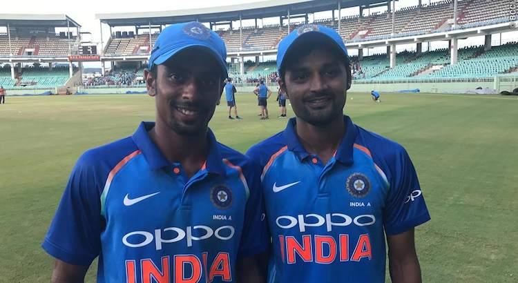 India A vs New Zealand A
