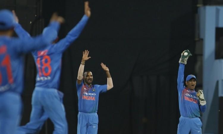 India-Australia 3rd T20I