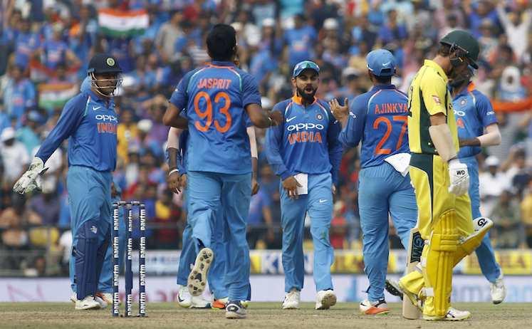 Ind-Aus 5th ODI