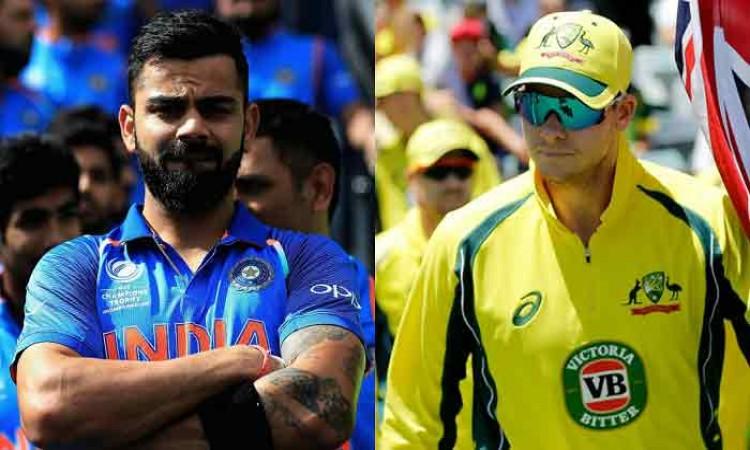 India vs Australia T20I Records