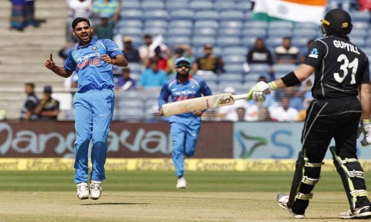 New Zealand have challenged us says Bhuvneshwar Kumar