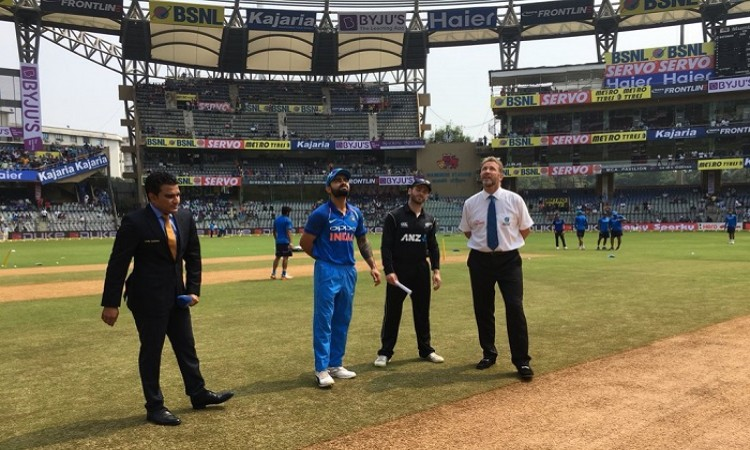 India opt to bat first against New Zealand in first ODI