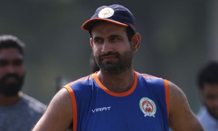 Irfan Pathan dropped from Baroda team