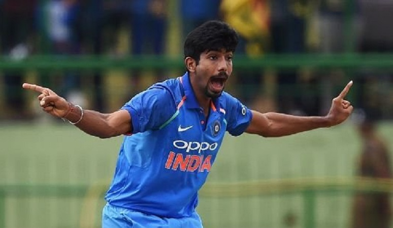 Jasprit Bumrah completes 50 odi wickets