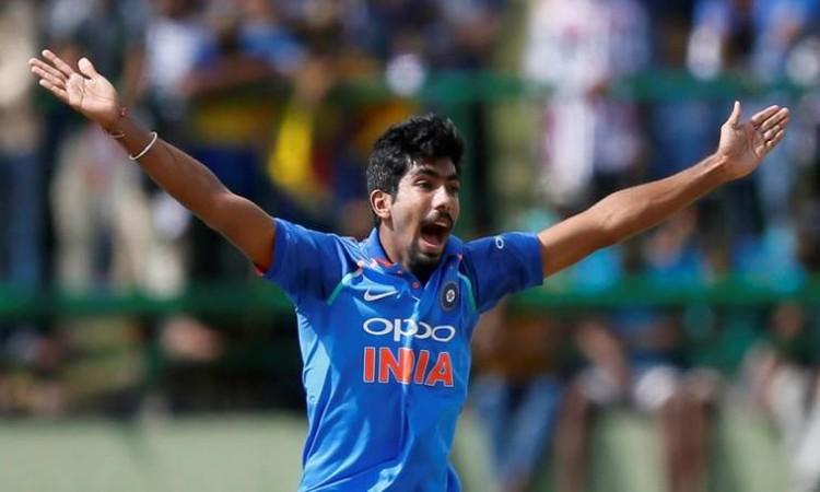 Jasprit Bumrah grabs top spot in ICC T20 bowler's rankings