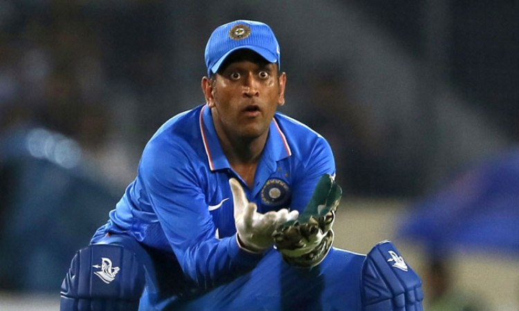 MS Dhoni becomes first Indian wicket keeper to take 200 international catches in India