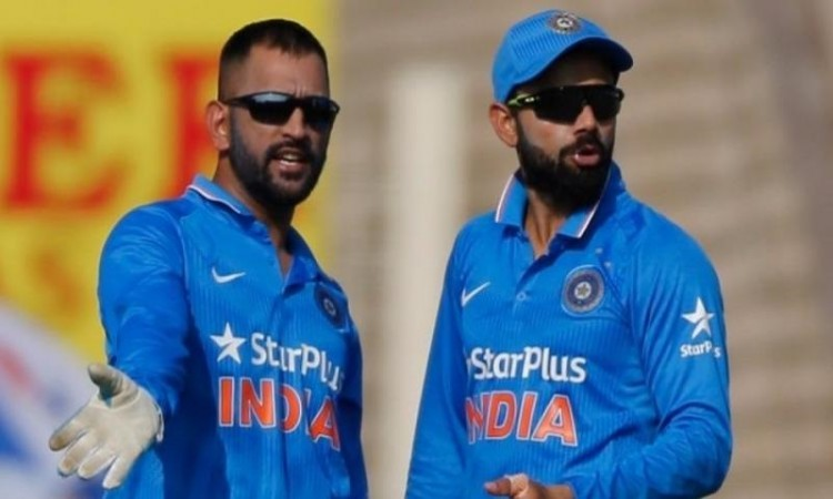 MS Dhoni will always remain the team's captain says Yuzvendra Chahal