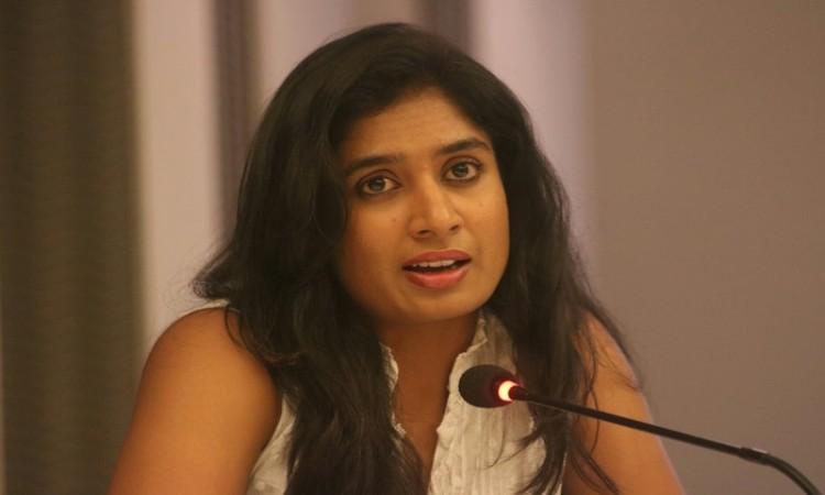 Social media & live TV coverage has changed women's cricket says Mithali Raj
