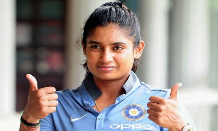 Mithali Raj tops ICC women's ODI batting chart