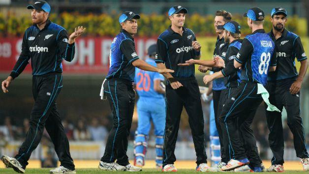 NZ T20I team