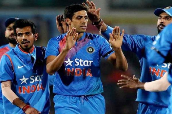 Ashish Nehra international cricket