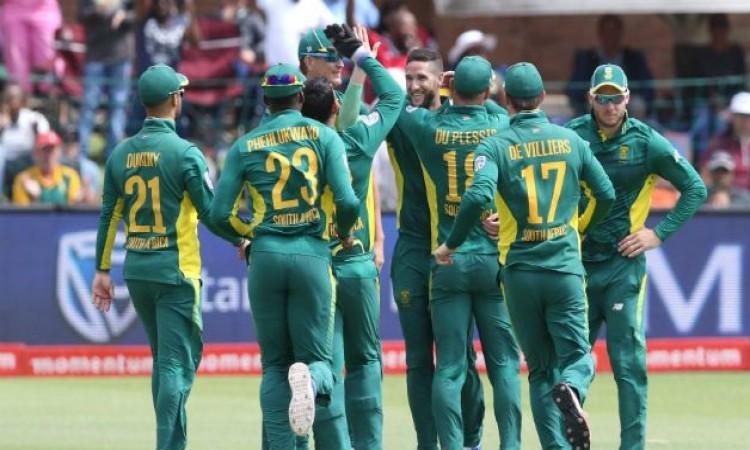 साउथ अफ्रीका-बांग्लादेश वनडे सीरीज