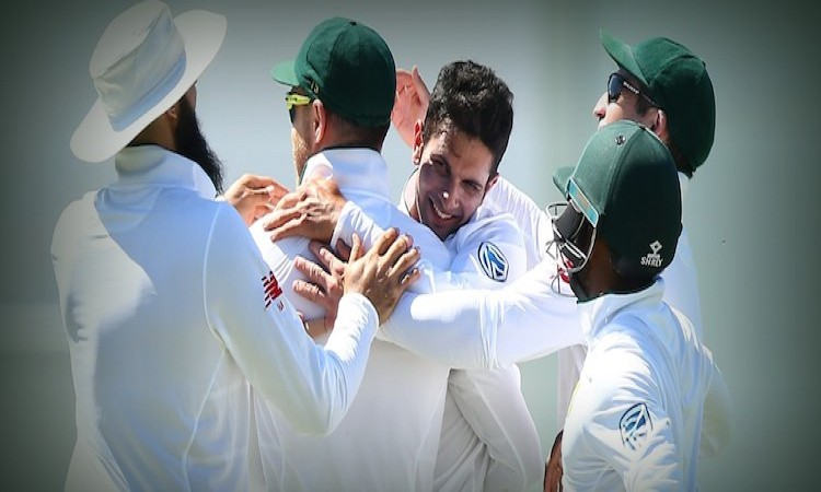 SA beat Bangladesh