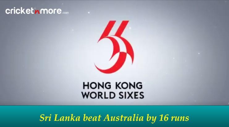 SL vs Australia