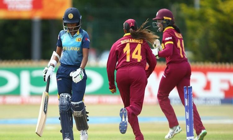 SL vs West Indies