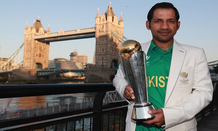 Pakistan skipper Sarfraz Ahmed
