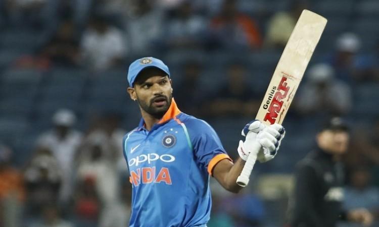 Bhuvneshwar Kumar is the best death bowler in the world says Shikhar Dhawan