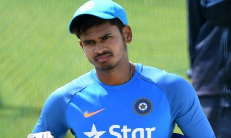 Images for Shreyas Iyer to lead Board President's XI against New Zealand