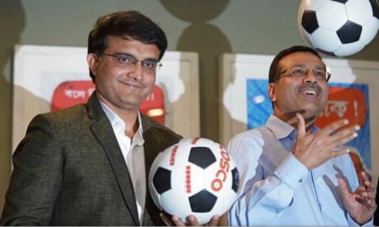 Sourav Ganguly vs Maradona