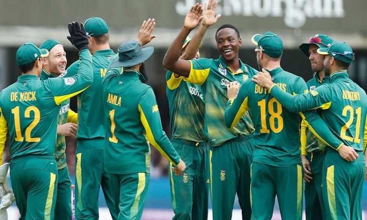 South Africa becomes no.1 team