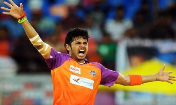 Images for Sreesanth mulls representing another country