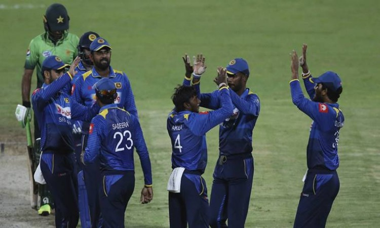 Sri Lanka first team to use 7 captains in a year in all three formats