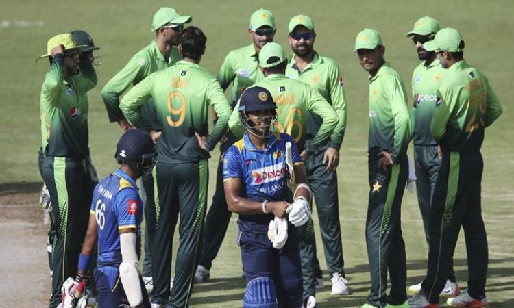 Sri Lanka become the first team to suffer three 5-0 whitewashes in ODIs in a year